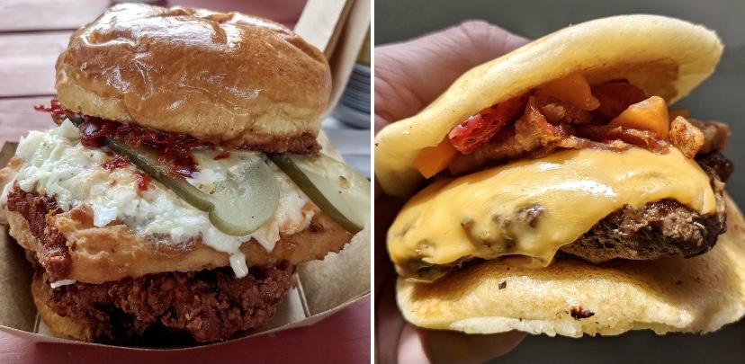 Le Burger Week 2021 reviews: Part 1