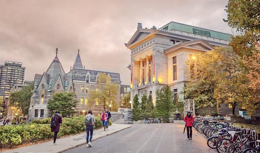 Montreal universities
