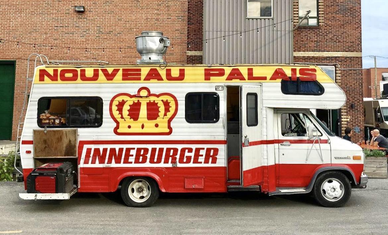 Nouveau Palais Winneburger Burger Week free burgers