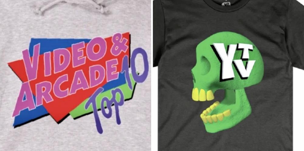YTV nostalgia arrives via Retrokid clothing collection