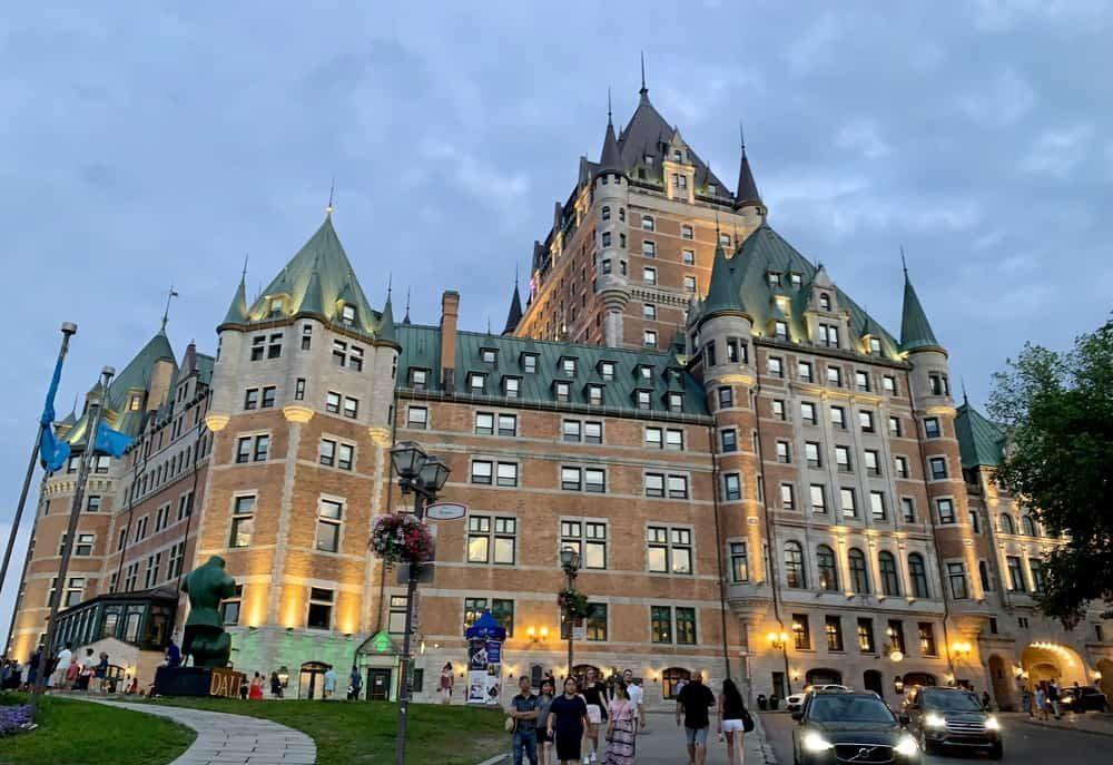 Montreal to Quebec City: Necessary travel