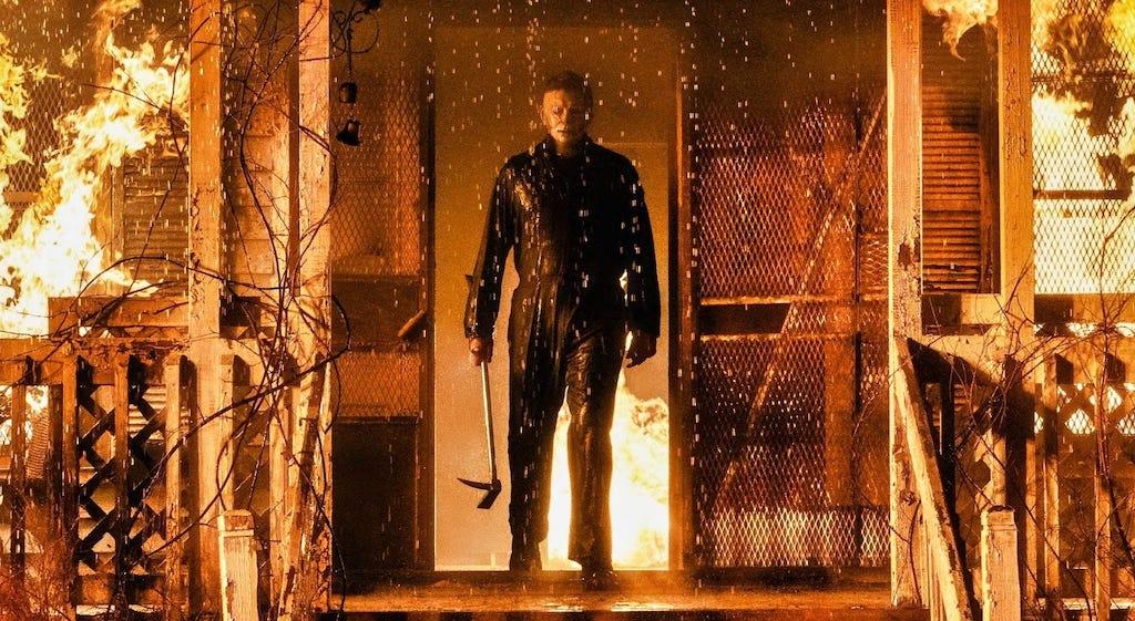 Halloween Kills is a scrappier, weirder installment in an unkillable franchise